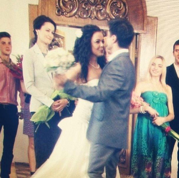 Свадьба алин гросу
