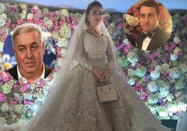Насвадьбе сына российского миллиардера дамы потеряли драгоценности