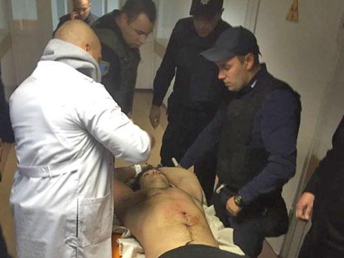 ВДнепре идет операция позахвату убийцы полицейских