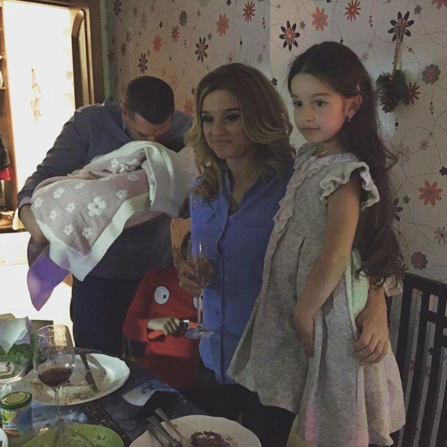 фото ксения бородина и ее дети фото